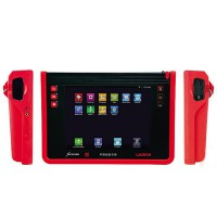New Design Multi-Language Launch X431 Pad Auto Scanner Support 3G WIFI