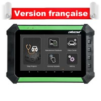 Version française OBDSTAR X300 DP/Key Master DP Standard Package Supporte MQB/Toyota G & H Chip Toutes Les Clés Perdues