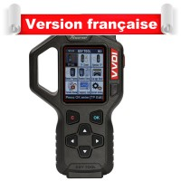 V2.4.3 Original Xhorse VVDI Key Tool Version Européenne Remote Key Programmer avec Free Chips Slot