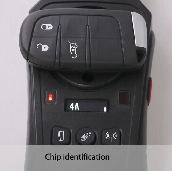 a4 chip identification