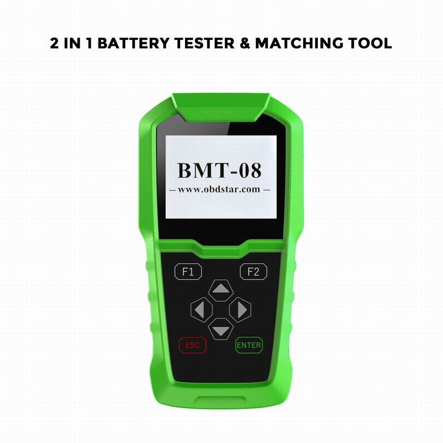 bmt08 battery  tester