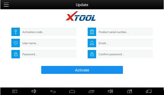 xtool ez400 easy registration