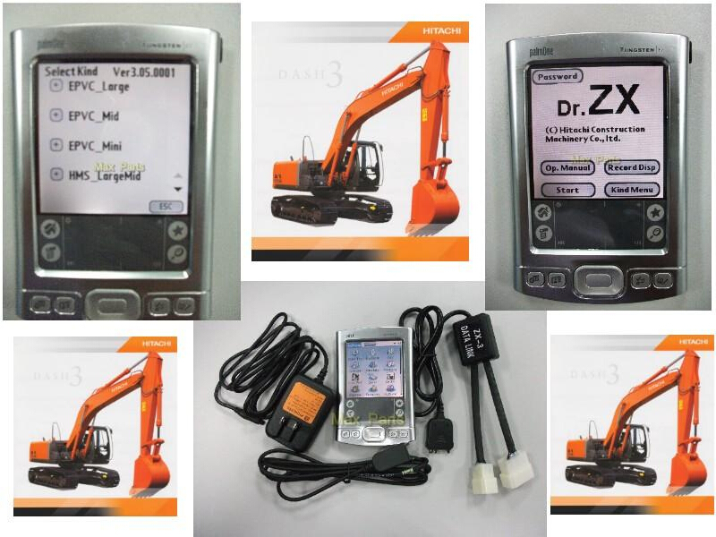 Hitachi-Dr-ZX-Excavator-Diagnostic-Scanner